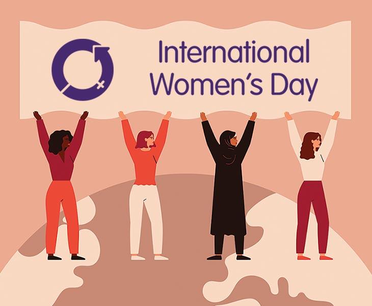 MOD Women's Network – International Women's Day Events