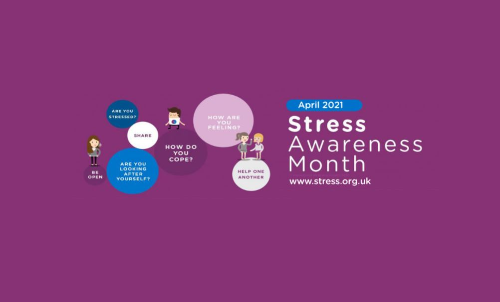 Stress Awareness Month: We Are Here To Help
